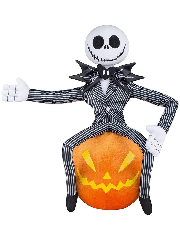 The Nightmare Before Christmas Jack Skellington Halloween Greeter