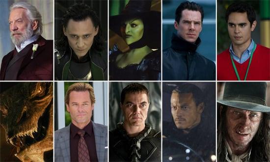 Best Movie Villains of 2013 | POPSUGAR Celebrity UK