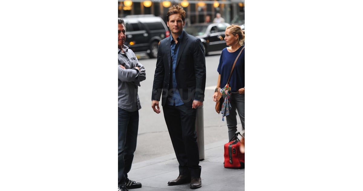 New York >> Celebrity & Entertainment | Pictures of Peter Facinelli | POPSUGAR Celebrity Photo 2