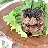 Whole30: Whole30 Hamburgers With Sesame Scallion Sauce