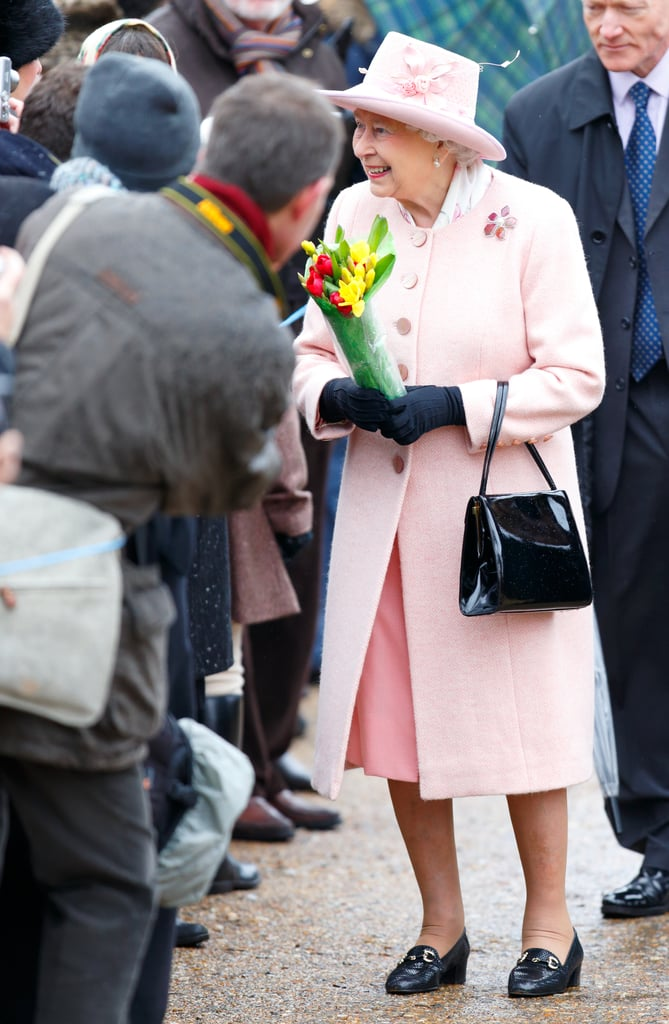 Just This Year Alone, the Queen Has Worn a Ton of Pink