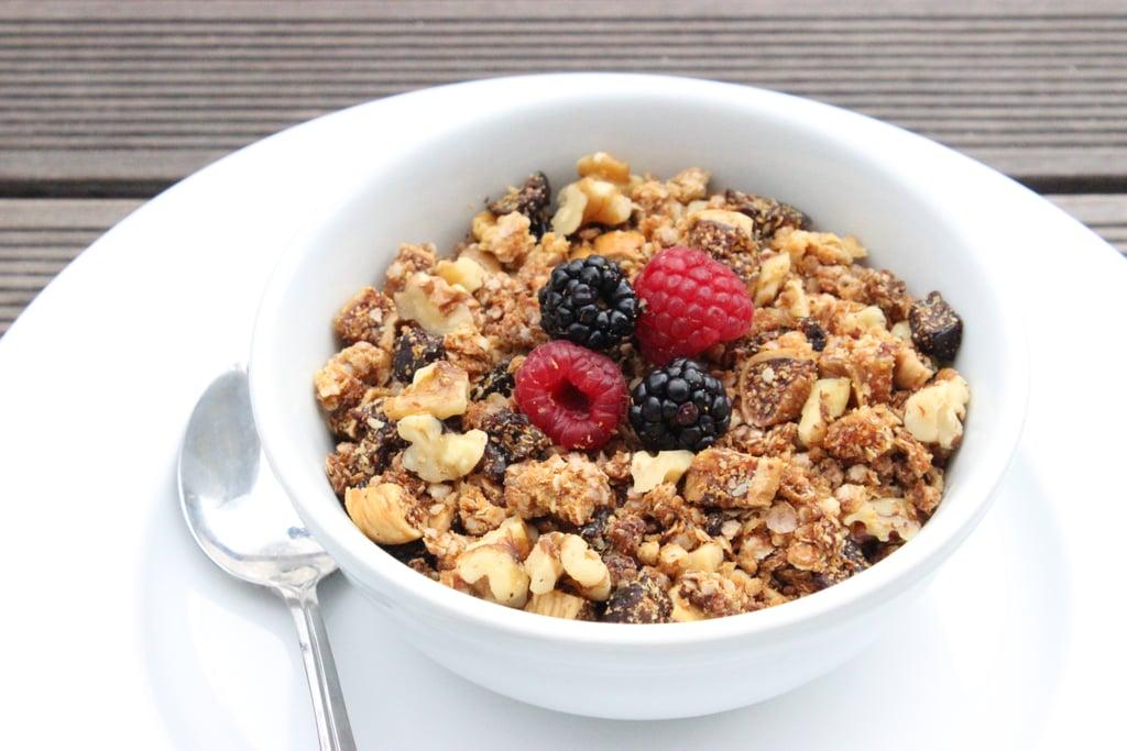 Have a gluten-free granola alternative