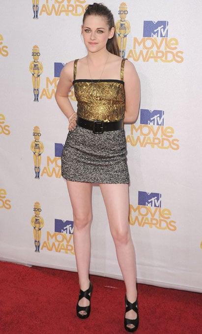 4. Kristen Stewart