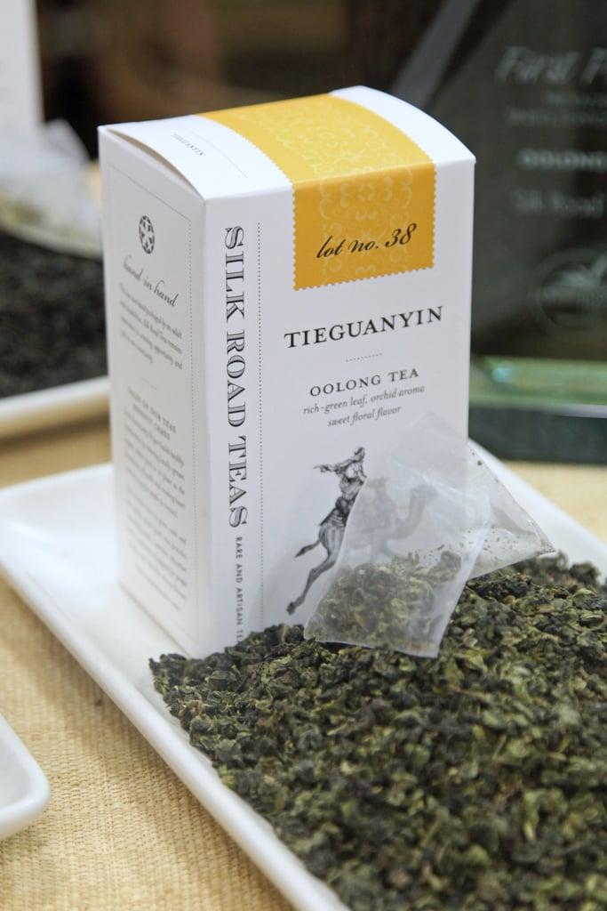 Silk Road Teas Tieguanyin Oolong Tea