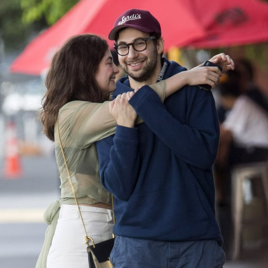 Lorde and Jack Antonoff Walking in New Zealand Feb. 2018