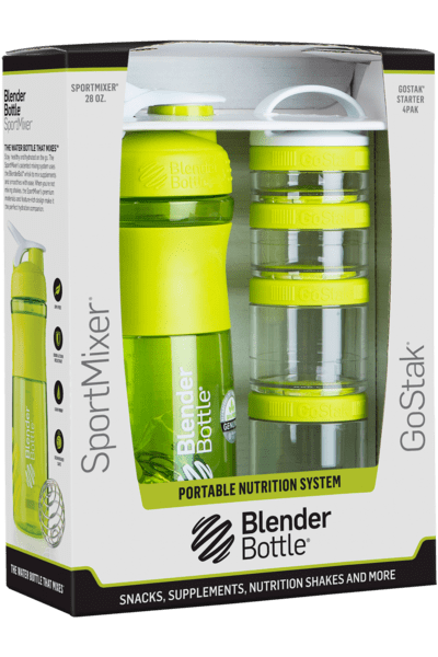 Blender Bottle Combo Pack