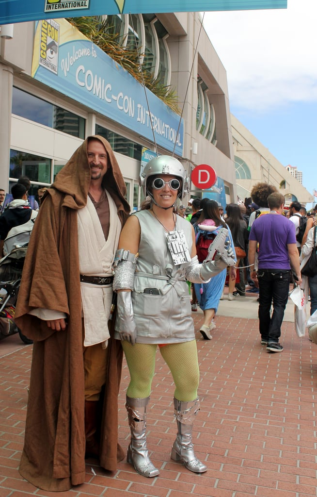 Jedi and Space Cadet