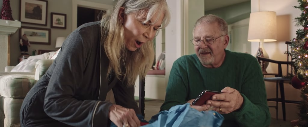 Grandma Opening Personalized Gift   Etsy Holiday Ad Video