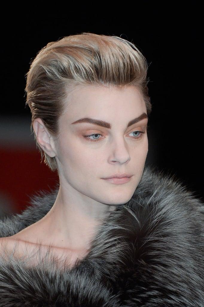 The Makeup at John Paul Gaultier, Paris