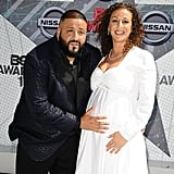 Pictured: DJ Khaled and Nicole Tuck