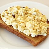 It seems simple, but eggs on toast really is one of the easiest breakfast options, whether they're scrambled, hard-boiled, or fried. As a great source of protein and B vitamins, you can be sure eggs on toast will give you the best start to your day.