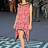 It's so refreshing to see prints at a premiere, this is a testament to Marion's Summer whimsy.
