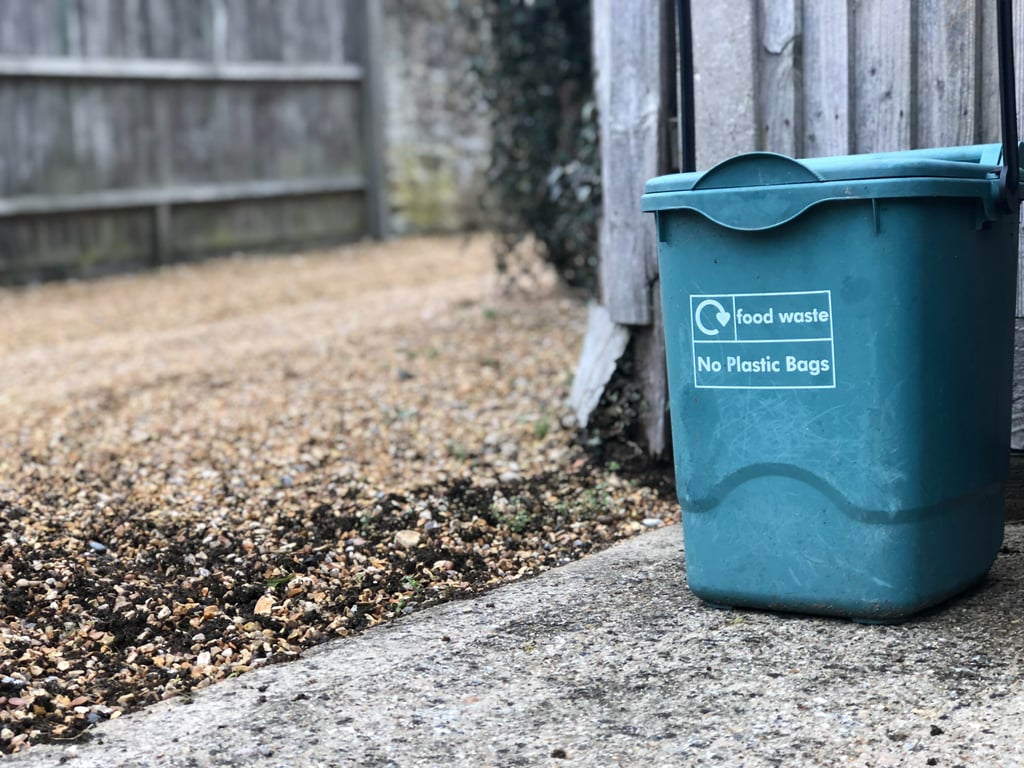 Food Composting Is Key