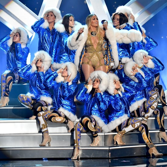 Jennifer Lopez MTV VMAs Vanguard Performance Photos 2018