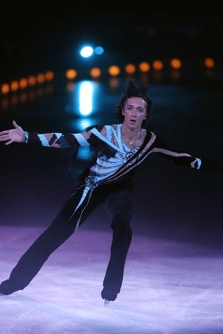Johnny Weir Olympic Outfit