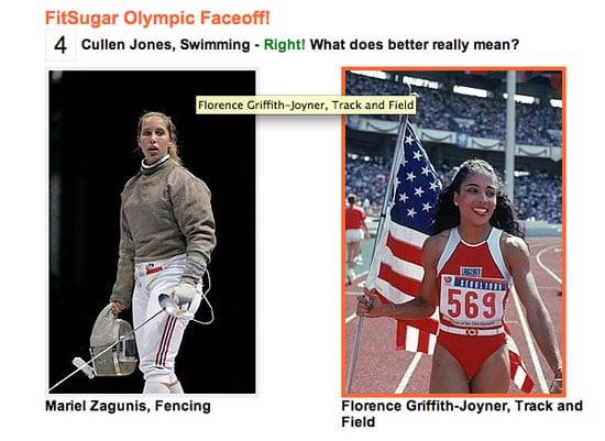 Play FitSugar's Summer Olympics Faceoff!