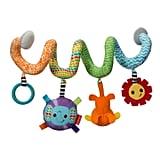 Spiral Car Seat Activity Toy