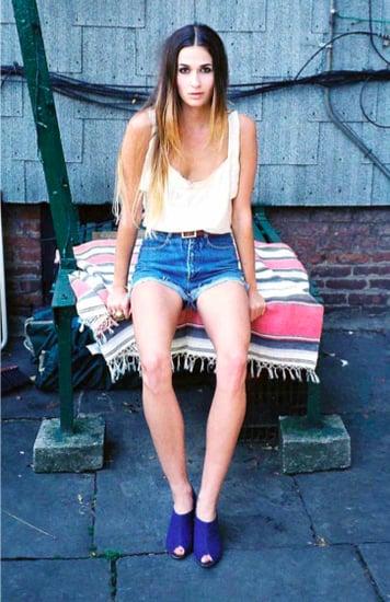 Photos of Marais's Spring 2011 Lookbook Collection