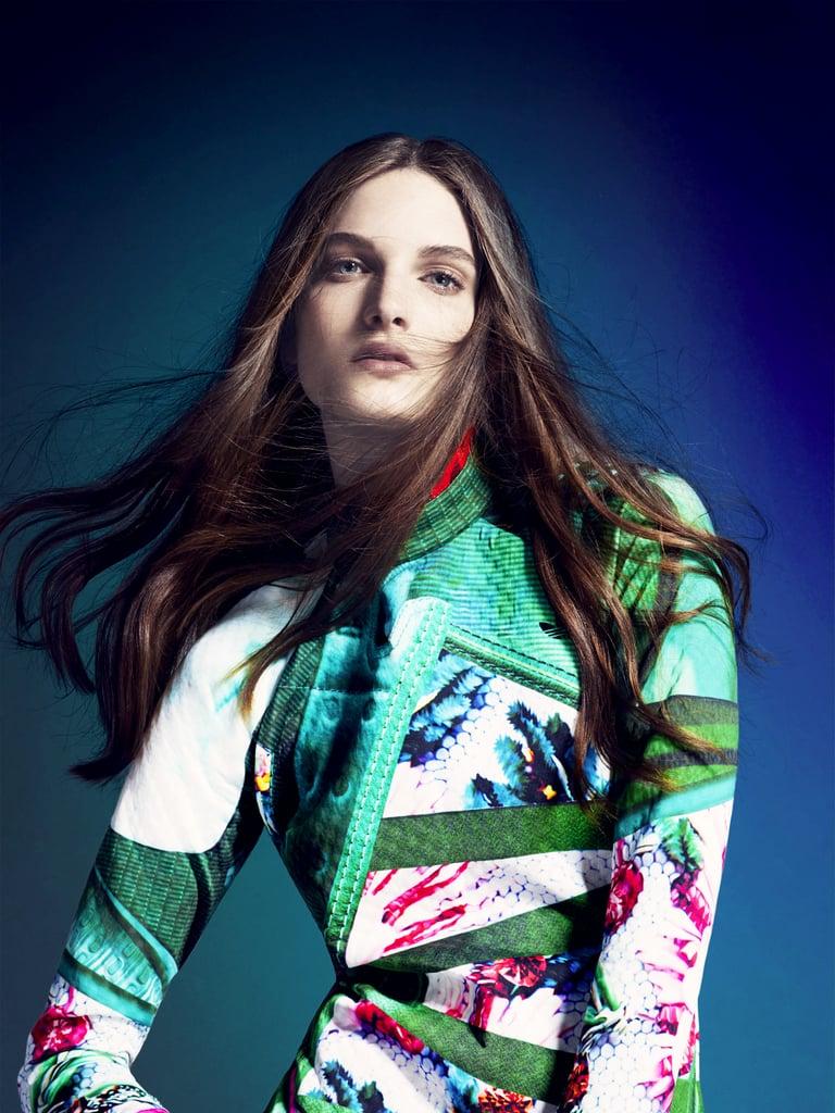 Adidas Originals And Mary Katrantzou Collection Release