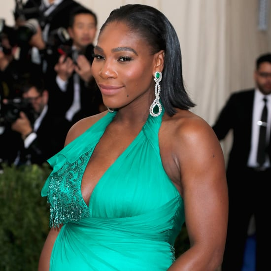 Serena Williams at the 2017 Met Gala