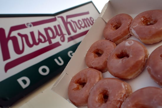 Enjoy Free Krispy Kreme Tomorrow