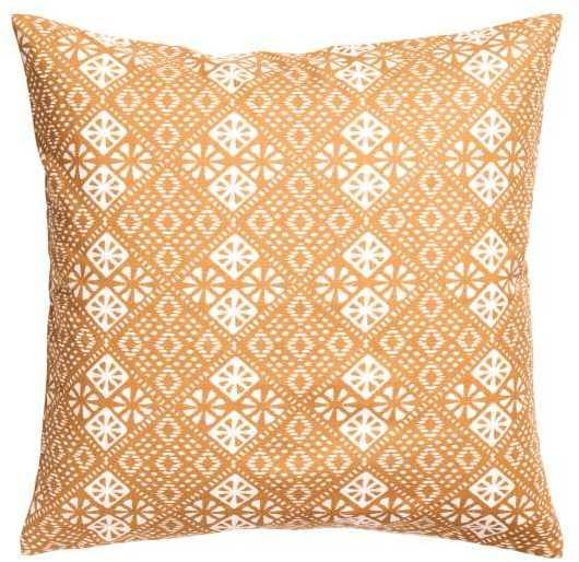 Patterned Cushion Cover ($6)