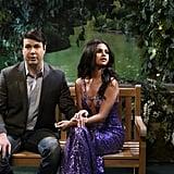 Then She Stole the Spotlight on a Saturday Night Live Skit