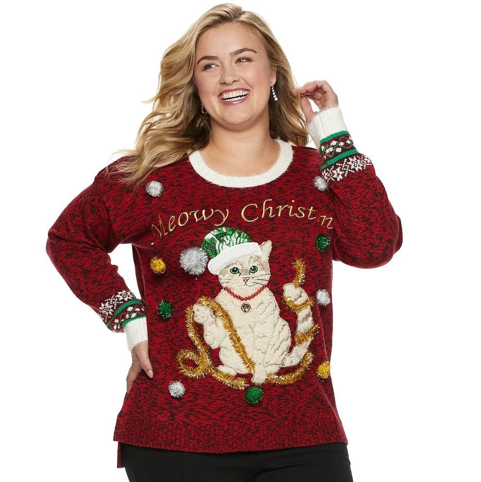 Mens Rick Morty Christmas Sweater Best Kohls Ugly Christmas