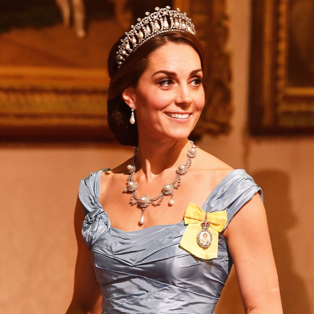 Kate Middleton's Royal Tiara Moments