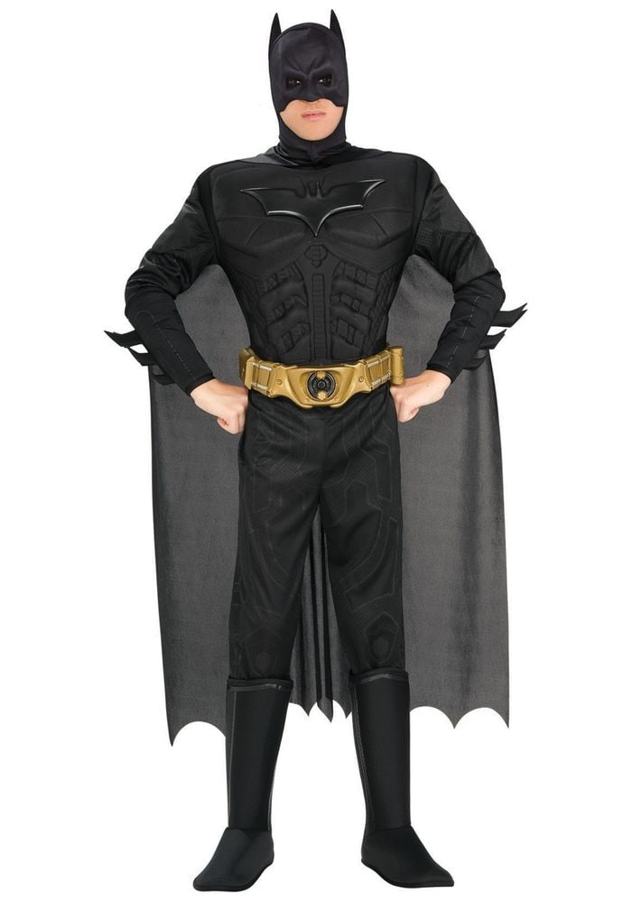 Deluxe Dark Knight Batman Costume ($40)