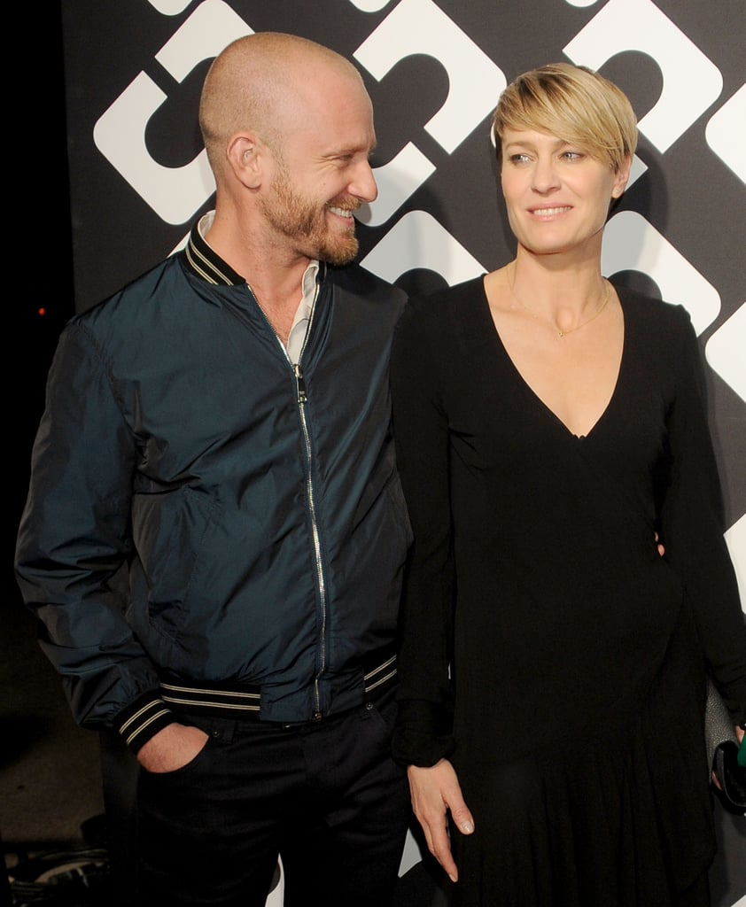 Robin Wright Engaged to Ben Foster