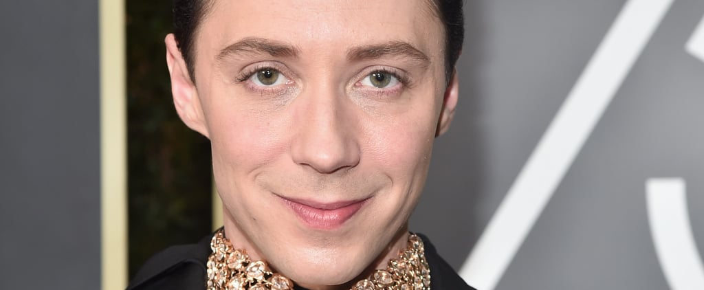 Johnny Weir Has 1 Simple Mascara Tip to Make His Eyes Look Bigger