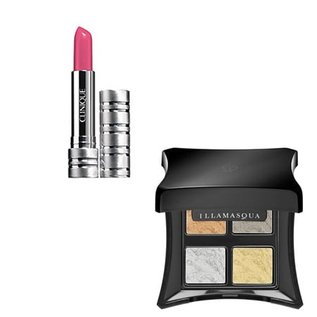 Clinique High Impact™ Lip Colour SPF 15 in Extreme Pink, $36 Stockists: CliniqueIllamasqua Liquid Metal Palette, $78 Stockists: Illamasqua