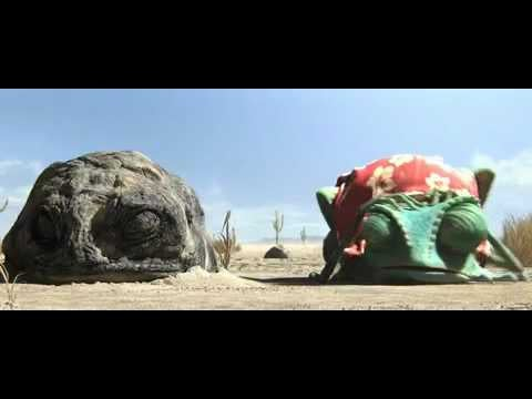 Video Trailer For Rango, Animated Movie Voiced by Johnny Depp