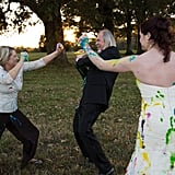 Woman Left at the Altar Does Trash the Dress Shoot