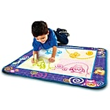 For 4-Year-Olds: AquaDoodle Drawing Mat with Neon Color Reveal