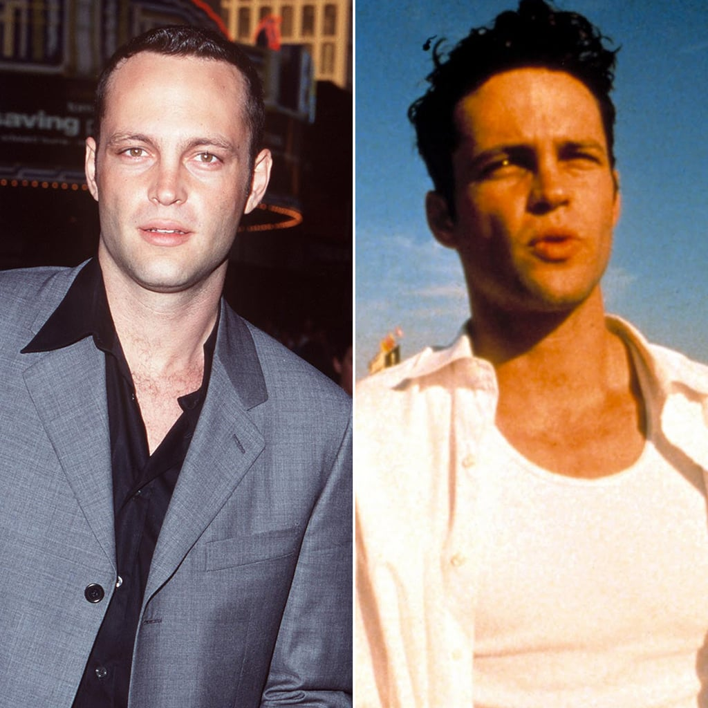 Vince Vaughn And Victoria >> Flashback To Vince Vaughn S Hot Early Days In Hollywood