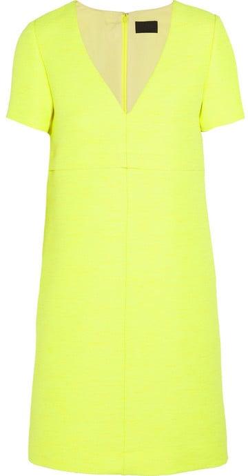 J.Crew Yellow Dress