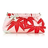 This gorgeous Chako Dumpling Clutch ($275) is one-of-a-kind and made out vintage Japanese Obi and Kimono silk fabrics. How amazing is that?  — Chi Diem Chau, associate editor