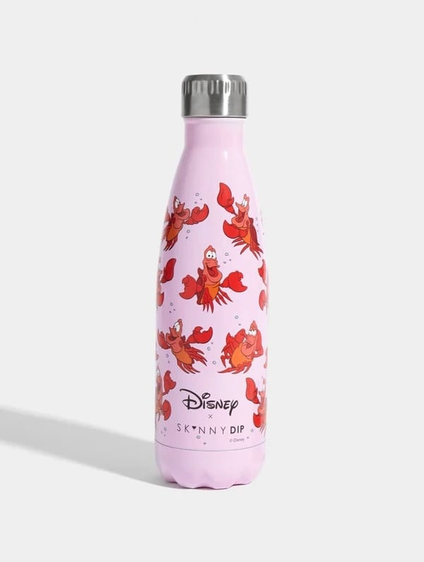 Disney x Skinny Dip Sebastian Water Bottle