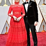 Josh Dallas and Ginnifer Goodwin Are the Fairest of Them All at the Oscars