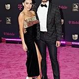 Danella Urbay and Roberto Hernandez