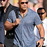 Sexy Dwayne Johnson Pictures
