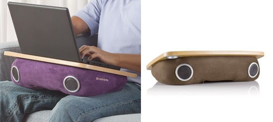 Laptop Speaker Lap Desk