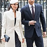 Prince Harry and Meghan Markle Commonwealth Day Service 2018
