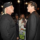 Backstage Fun at the Big in '06 Awards