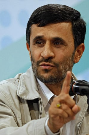 Mark the Calendar? Ahmadinejad Wants to Debate Candidates