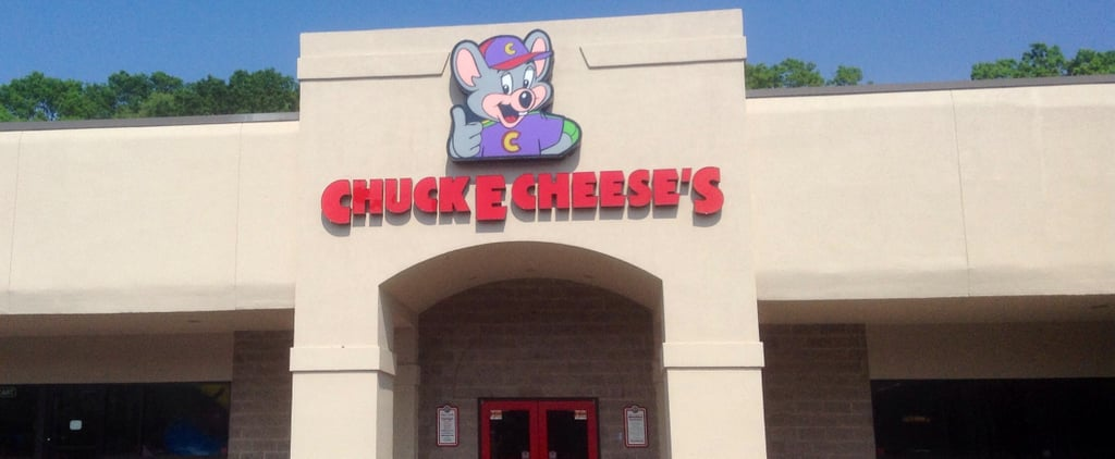 Chuck E. Cheese's All You Can Play Program