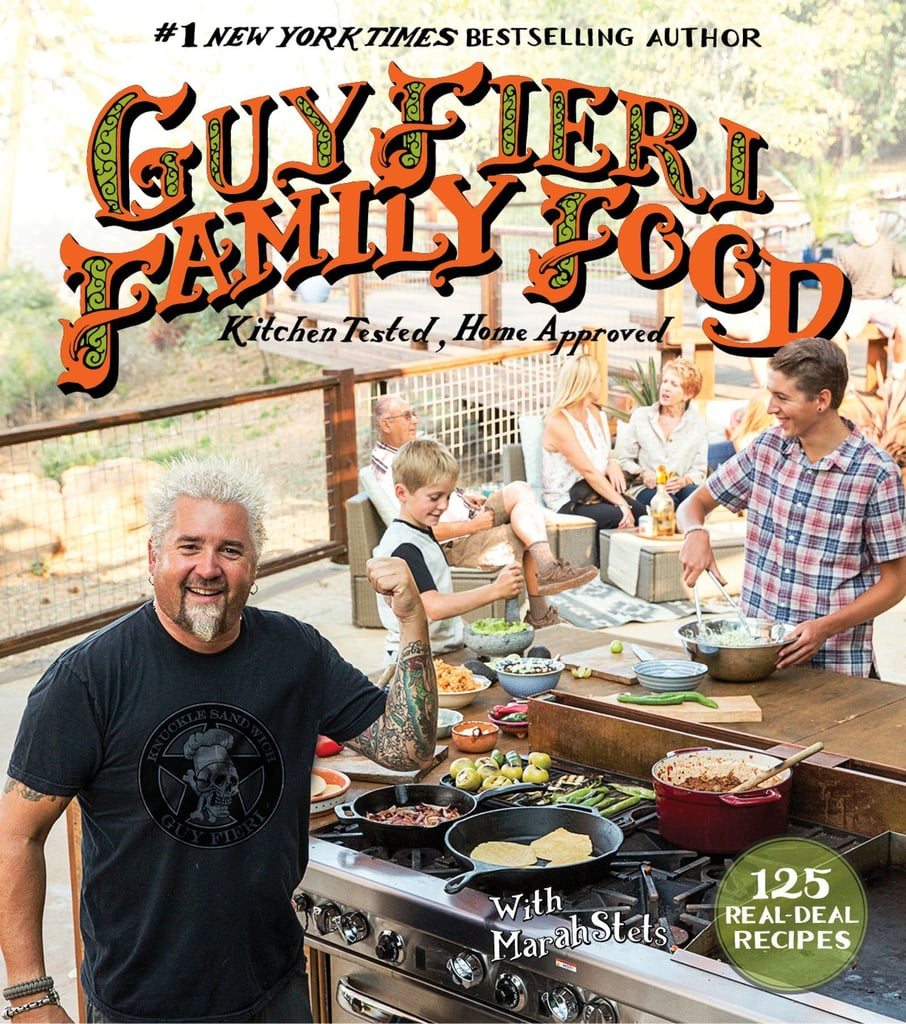 Guy Fieri Family Food Cookbook