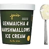 Jeni's Genmaicha & Marshmallow Ice Cream